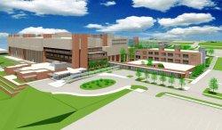 Современное проектирование и строительство медицинских учреждений