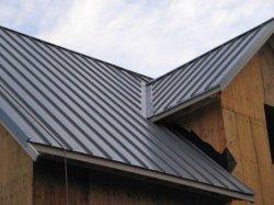Какие существуют виды скатных крыш?